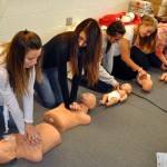Holland High School - April 2012 - CPR