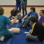 Student CPR Class